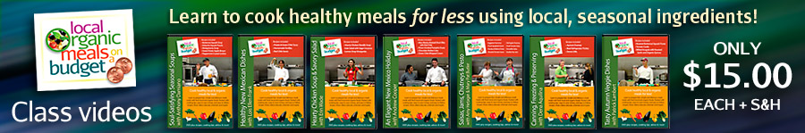 Purchase Local Organic Meals On A Budget Videos